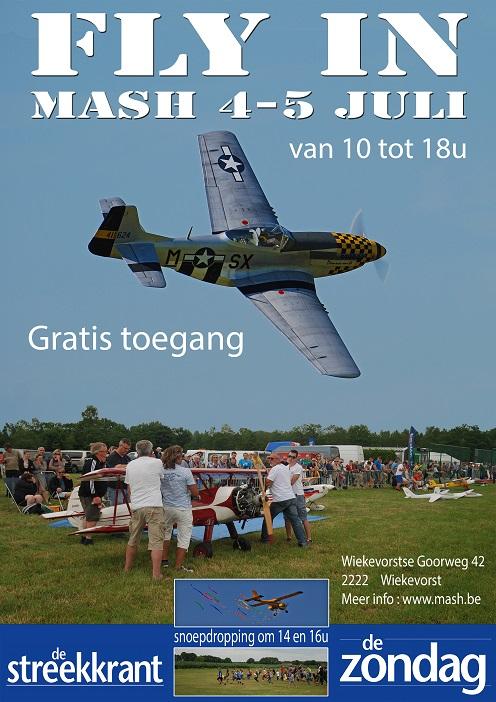 MASH Fly-In 2015